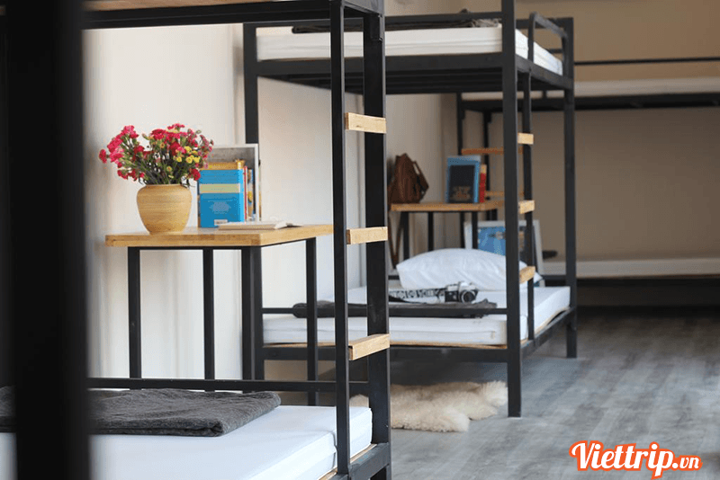 Packo Container Hostel - Phòng nghỉ