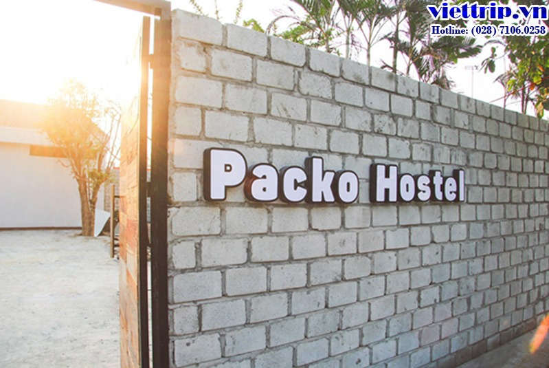 Packo Container Hostel - Quang cảnh